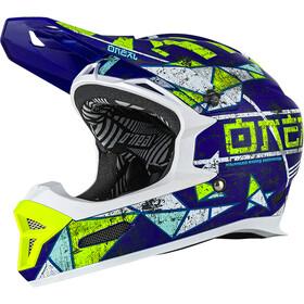 ONeal Fury RL - Casque de vélo - vert/bleu